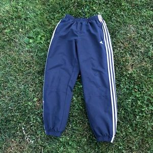 Addidas sweatpants w/ zipper pockets